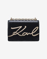 Karl Lagerfeld Signature Small Cross body bag