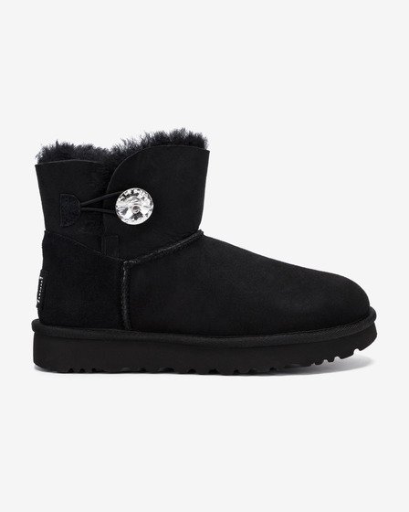 UGG Mini Bailey Button Bling Snehule