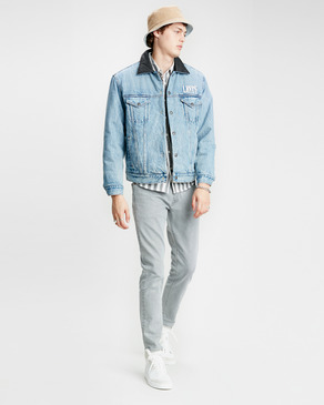 Levi's® Rvs Padded Trucker Bunda
